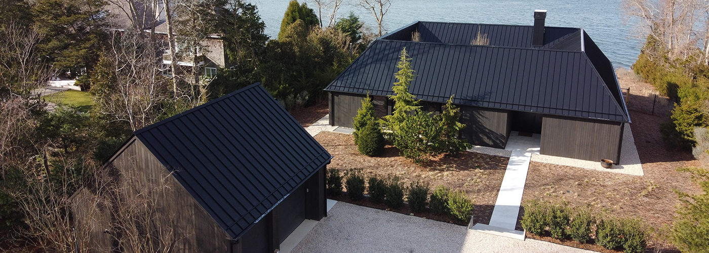 Metal Roof Colors & Finishes