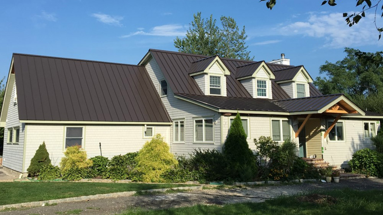 We are Passionate abut Metal Roofing